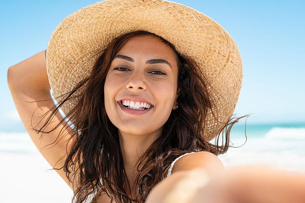 Cosmetic Dentistry Enamel Contouring | Composite Veneers